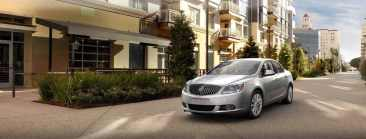 The Buick Verano, from the Buick website: www.buick.com