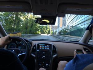 Bear Mountain Buick Verano drivetorun (2)
