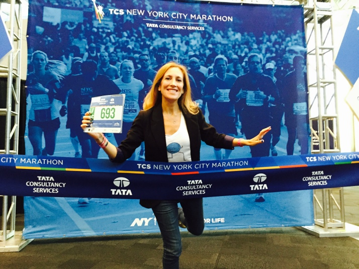 tcs new york city marathon expo medal pictures course mutai under armour arciniaga macca switzer (27)