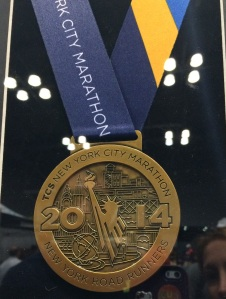 tcs new york city marathon expo medal pictures course mutai under armour arciniaga macca switzer (31)