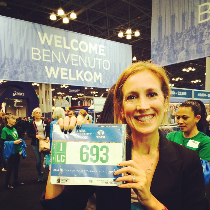 tcs new york city marathon expo medal pictures course mutai under armour arciniaga macca switzer (4)