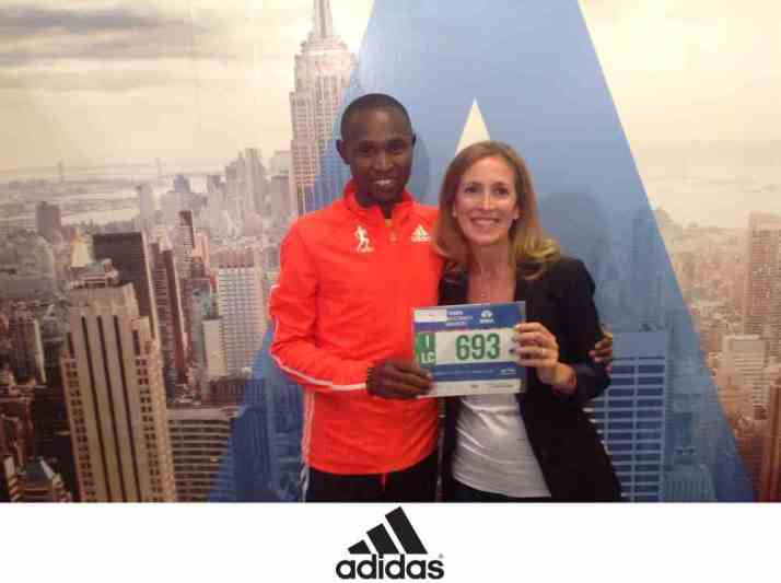 tcs new york city marathon expo medal pictures course mutai under armour arciniaga macca switzer (5)