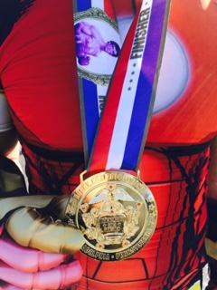 rocky balboa run medal