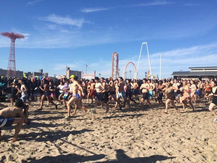 2015 Coney Island Polar Bear Plunge (13)