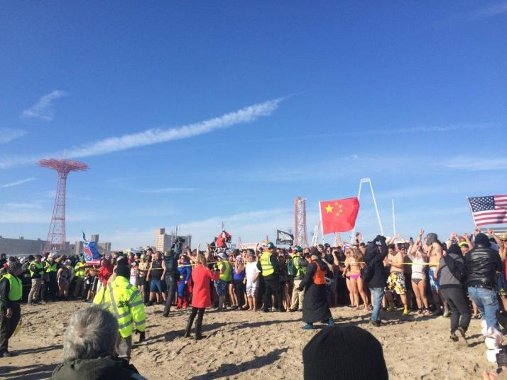 2015 Coney Island Polar Bear Plunge (6)