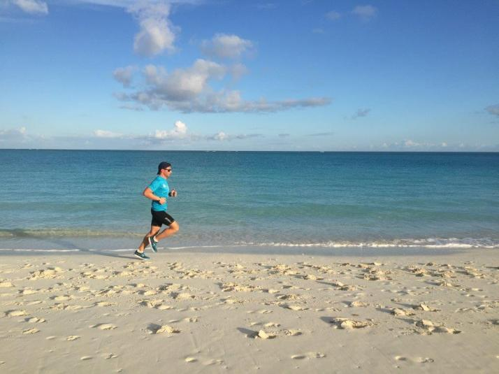 turks and caicos beach review photos what to do snorkelling running in grace bay (231)