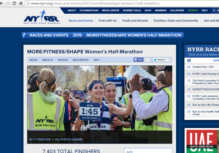 nyrr page
