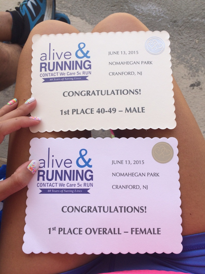 alive and running contact we care 5K cranford nomahegan park new jersey race (15)