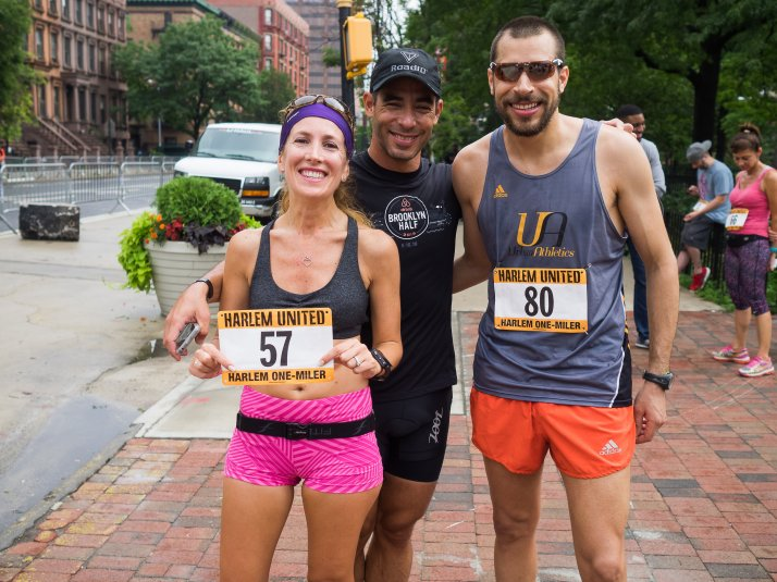 OFFICIAL RACE PHOTO by DA PING LUO View More: http://dapingluo.pass.us/harlem-one-miler-2015
