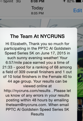Prospect Park Track Club Al Goldstein Summer Speed Series 5K Brooklyn New York race report results pictures (1)