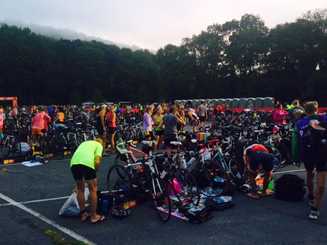 challenge pocono tips report strategy poconos triahtlon 70.3 course info elevation photos reviews (13)