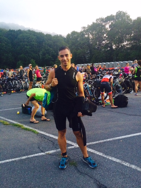 challenge pocono tips report strategy poconos triahtlon 70.3 course info elevation photos reviews (14)