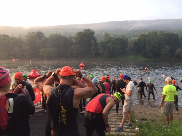 challenge pocono tips report strategy poconos triahtlon 70.3 course info elevation photos reviews (18)
