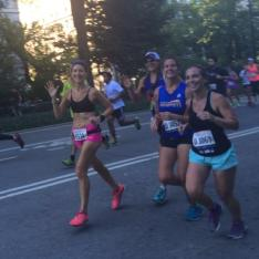 NYRR France Run 8K central Park results pictures (2)