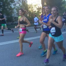 NYRR France Run 8K central Park results pictures (3)