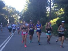 NYRR France Run 8K central Park results pictures (4)