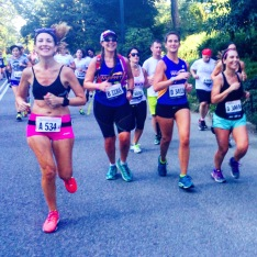 NYRR France Run 8K central Park results pictures (6)