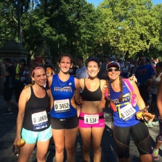 NYRR France Run 8K central Park results pictures (7)