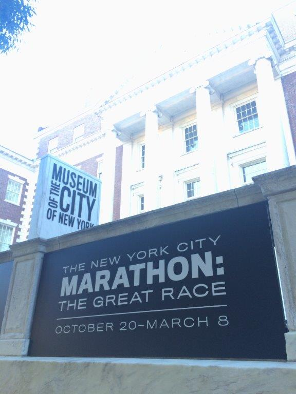 new york city marathon exhibit museum of the city of new york #marathonexhibit (1)