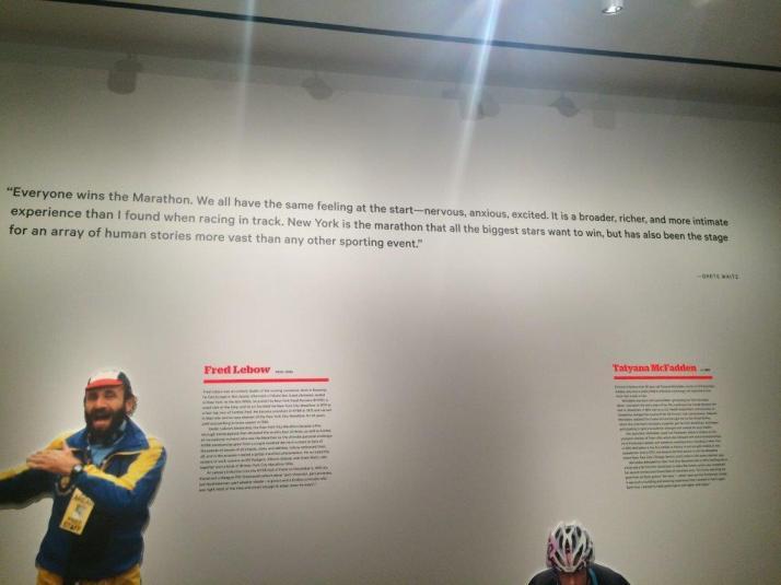 new york city marathon exhibit museum of the city of new york #marathonexhibit (11)