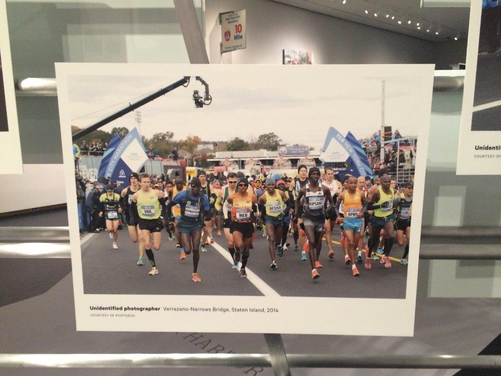 NYC Marathon Exhibit at the Museum of the City of New York ...