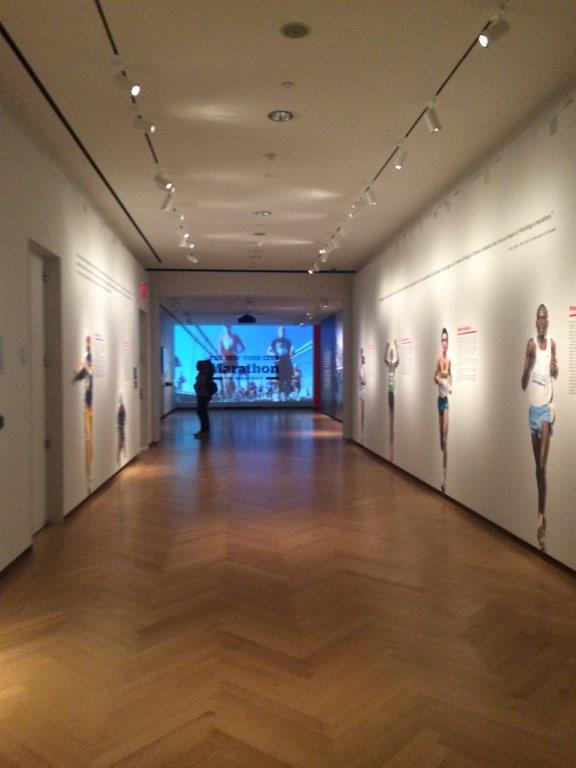 new york city marathon exhibit museum of the city of new york #marathonexhibit (9)