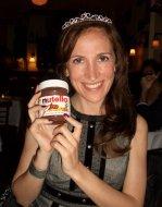nutella elizabeth maiuolo nutella queen