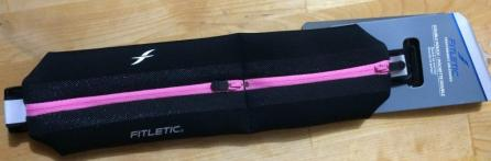 fitletic double pouch belt review product review running gear running belt
