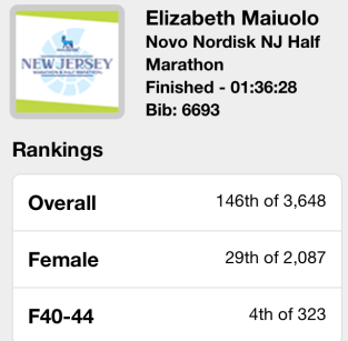 Novo Nordisk New Jersey Marathon & Half Marathon review race photos results (1)
