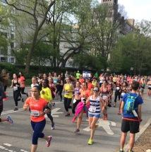 Women's Shape Half Marathon NYRR pictures (1)