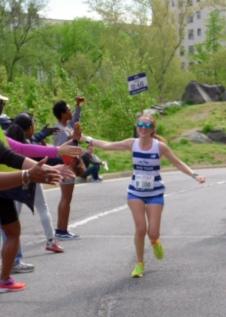 Women's Shape Half Marathon NYRR pictures (10)