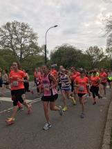 Women's Shape Half Marathon NYRR pictures (5)