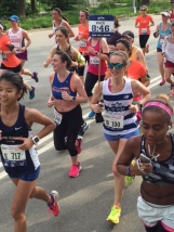 Women's Shape Half Marathon NYRR pictures (7)