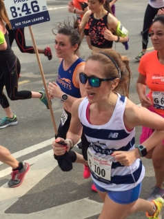 Women's Shape Half Marathon NYRR pictures (8)