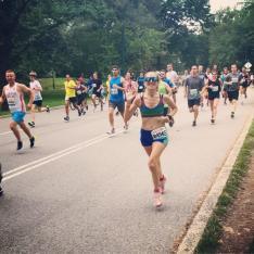 RUN 5K Central Park
