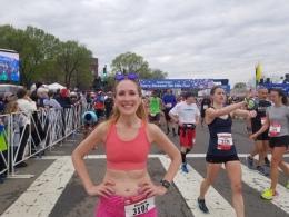 2019 credit union cherry blossom 10 mile race Washington DC 6