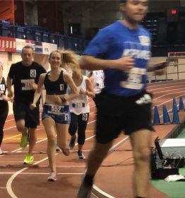 Armory track nyrr indoor marathon nyc 2