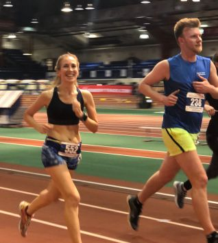 Armory track nyrr indoor marathon nyc 5