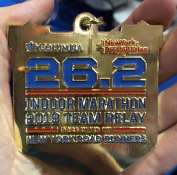 Armory track nyrr indoor marathon nyc 8